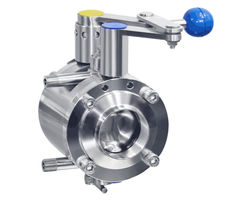 Mixproof Butterfly Valve-type B