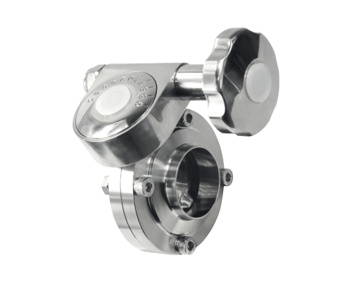 Fine Adjustment Butterfly Valve